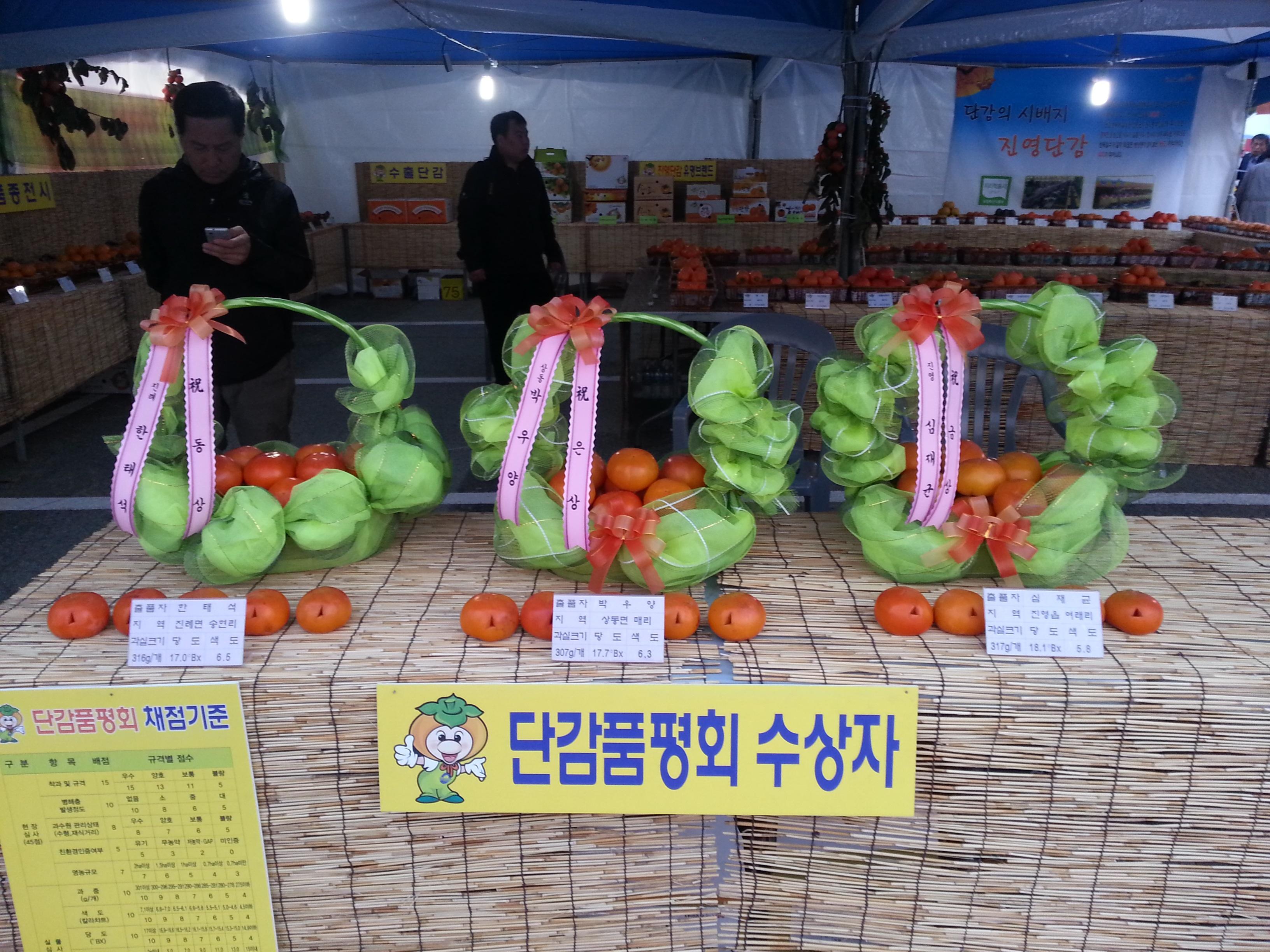 29회 김해진영단감축제