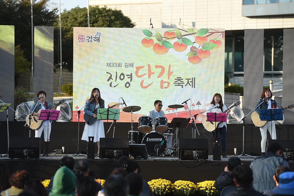 33회 김해진영단감축제